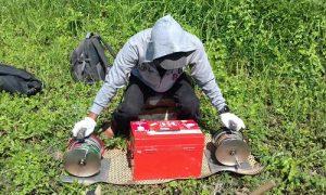 Proses Jasa Geolistrik Jawa Timur Melakukan Survey